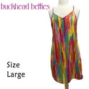 buckhead betties Colorful Tank Dress Size Large